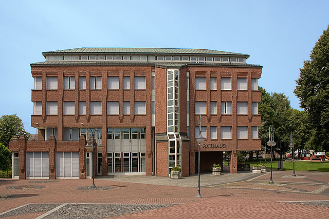 Halteverbot Hückelhoven Rathaus