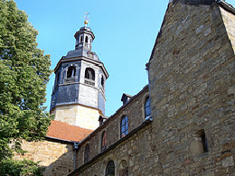 Hildesheim St. Michael's Kirche