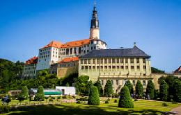 Schlossanlage Weesenstein bei Pirna