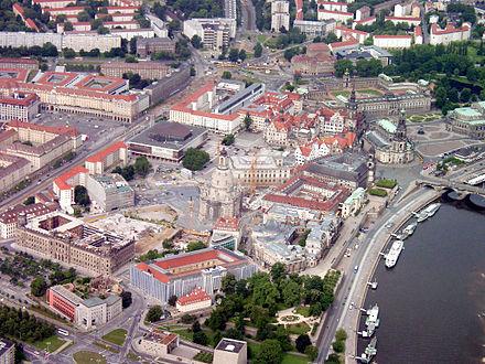 Altstadt mit Neumarkt und Postplatz