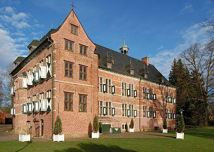 Das Reinbeker Schloss