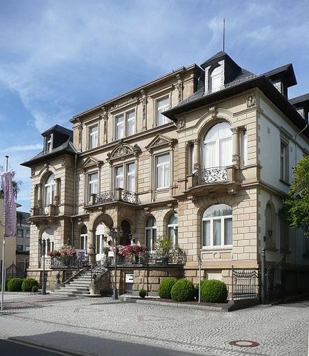 Deutsches Edelsteinmuseum in Idar