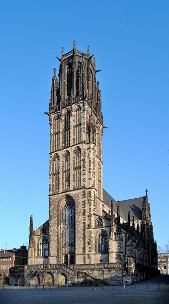 Duisburg Salvatorkirche