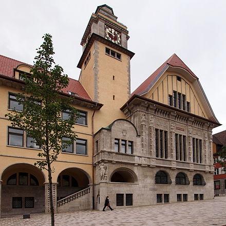 Rathaus Ebingen