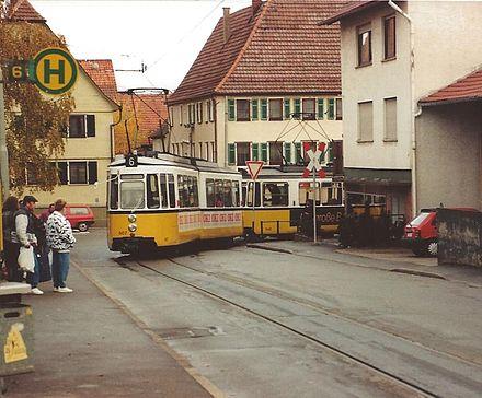 Echterdingen_Hirschstraße_Tram