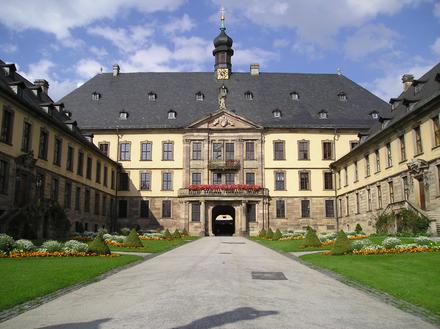 Stadrschloss Fulda