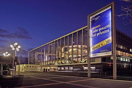 Gelsenkirchen-Musiktheater im Revier