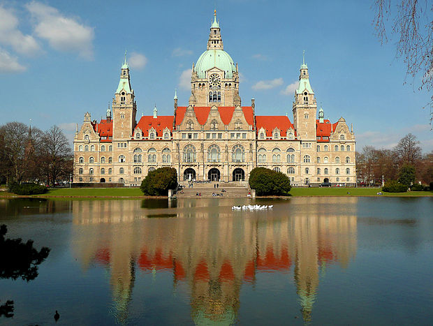 Hannover - Neues Rathaus