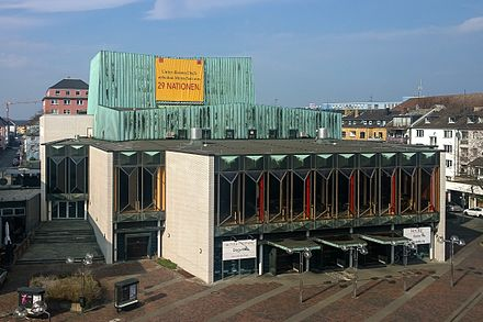 Krefeld Stadttheater