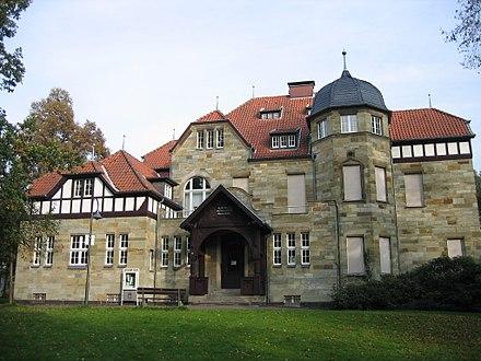 Leverkusen - Die Villa Römer