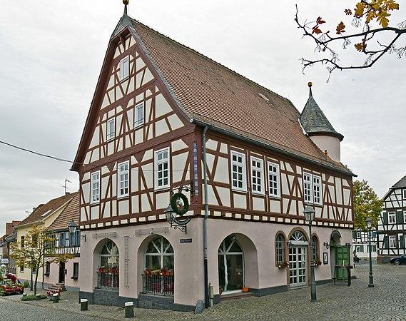 Maintal-Hochstadt, Historisches Rathaus