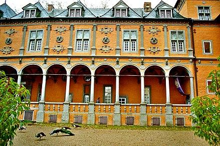 Mönchenglabach - Schloss Rheydt