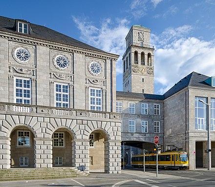 Mühlheim - Historisches Rathaus