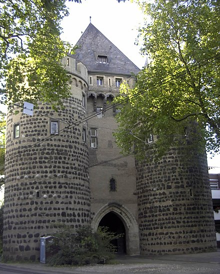 Neuss - Obertor