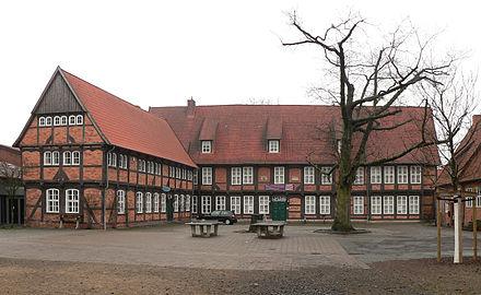 Nienburg, Fresenhof-Museum