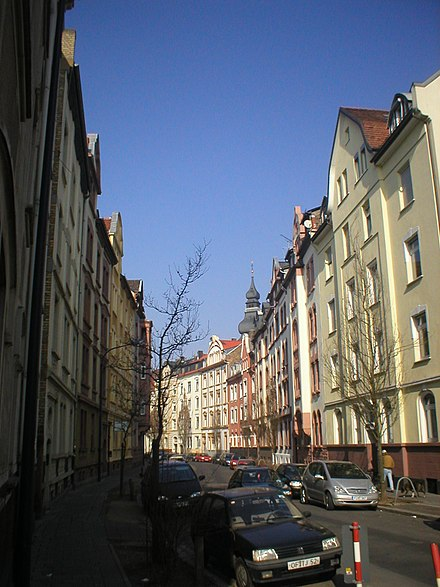 Offenbach - Marienviertel