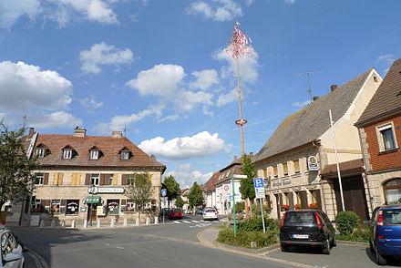 Ortszentrum Baiersdorf
