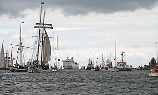 Rostock Hanse Sail