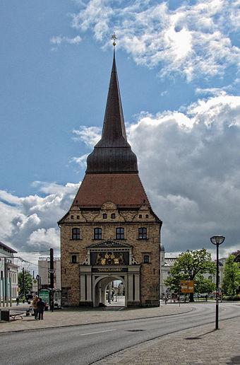 Rostock Steintor