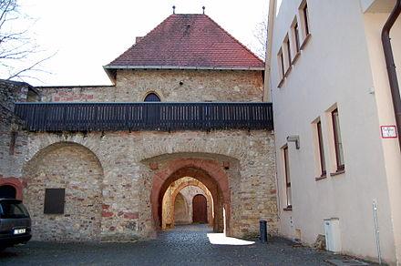 Rüsselsheim - Festung