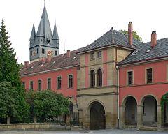 Schwaigern-Schlossinnenhof
