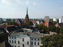 Schwedt Altstadt