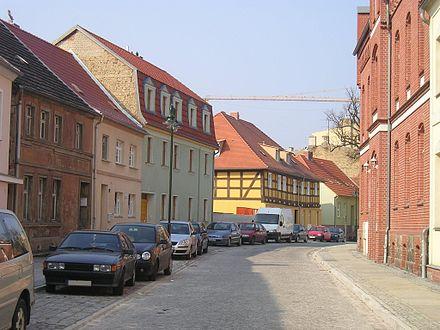 Strausberg - Altstadt