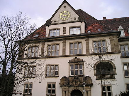 Studienzentrum der Fernuniversität Hagen