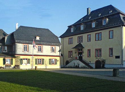 Das Wehener Schloss