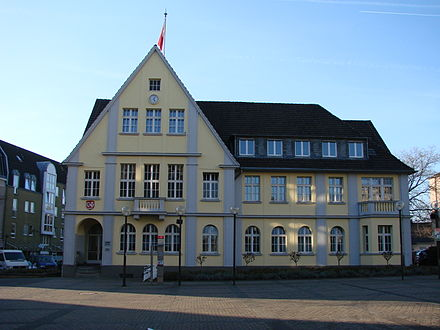Wesseling, Altes Rathaus