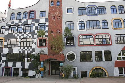 Wittenberg - Hundertwasserschule