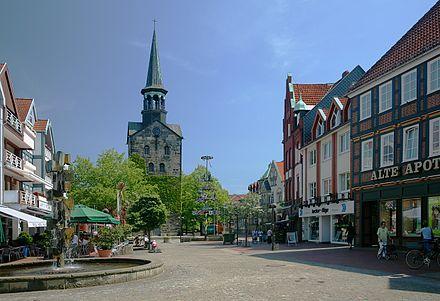 Wunstorfer Innenstadt